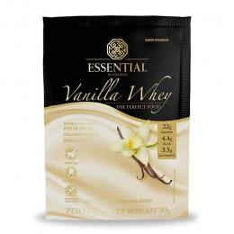 Vanilla Whey Sachê Essential Nutrition 30g
