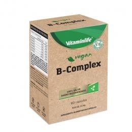 VEGAN - B COMPLEX - 60 CÁPSULAS